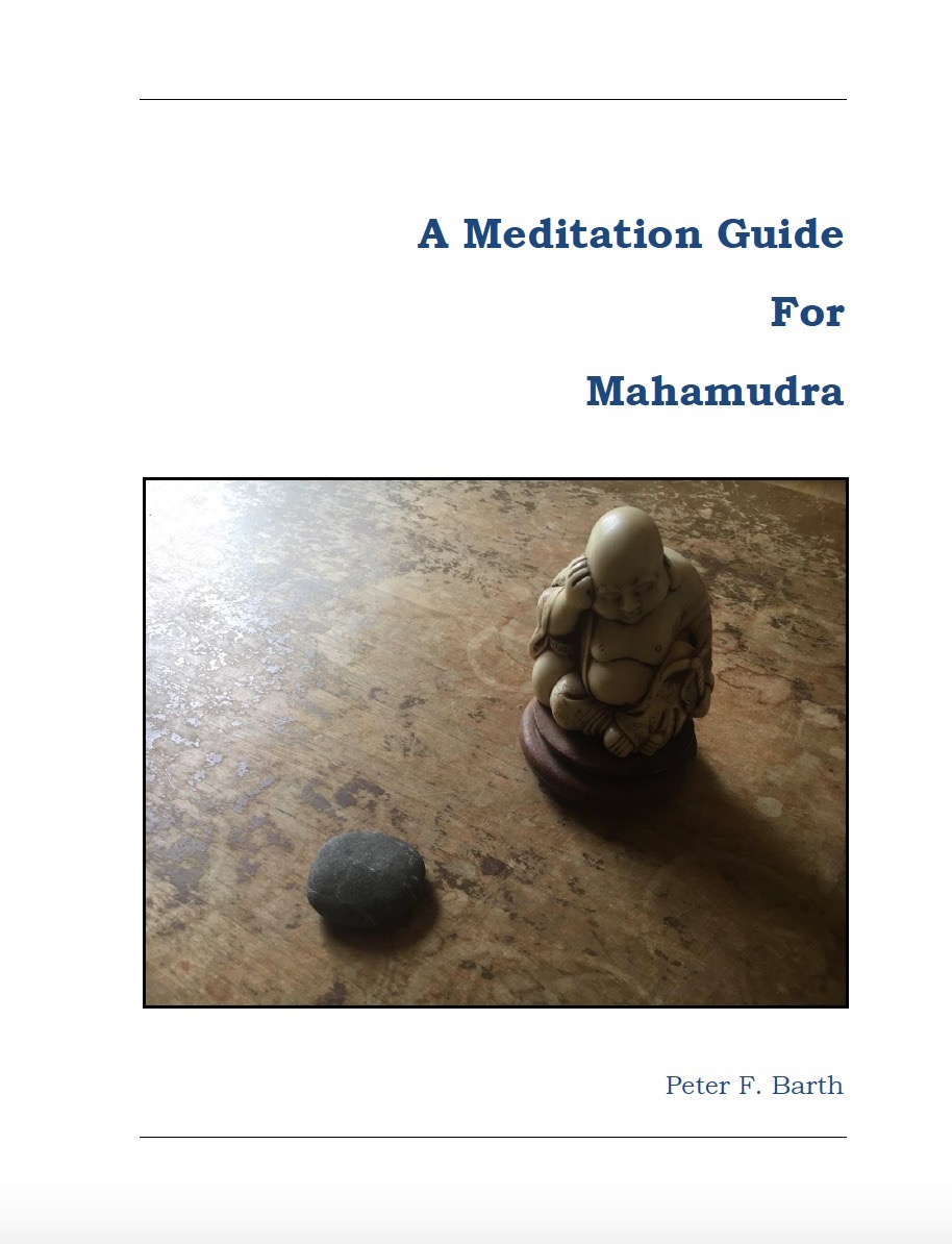 A Guide For Mahamudra Meditation