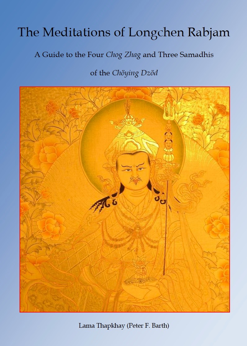 The Meditations of Longchen Rabjam