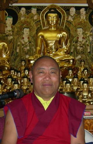 Khenchen Knchog Gyaltsen Rinpoche